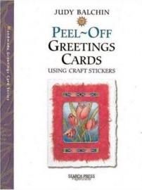 Peel Off Greeting Cards