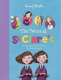 1Enid Blyton:The Twins at St Clare's