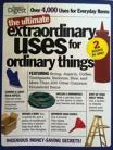 Extraordinary uses of Ordinary things