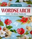 Wordsearch - Large Print, easy to read puzzles