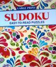 Sudoku - Large Print easy to read puzzles