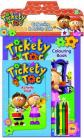 Tickety Toc -Colouring & Activity Pack