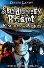 Skulduggery Pleasant: Kingdom of the Wicked