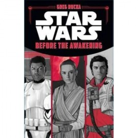 Star Wars The Force Awakens: Character Anthology