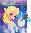 Disney Frozen: Elsa's Book of Secrets
