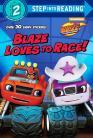 Blaze Loves to Race