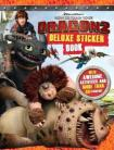 How to Train Your Dragon2 Deluxe sticker Book