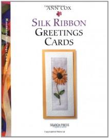 Silk Ribbon Greetings Cards