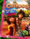 Croods Colouring & Puzzle Book