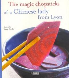 Magic Chopsticks of a Chinese Lady