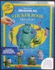 Monsters Inc. Sticker Book Treasury