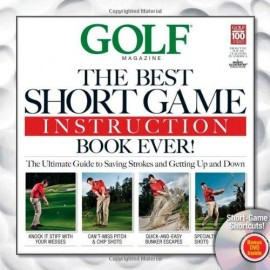 GOLF:The Best Short Game Instruction book ever with DVD